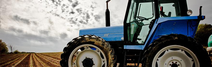 Lauksaimniecības tehnikas tirdzniecība
